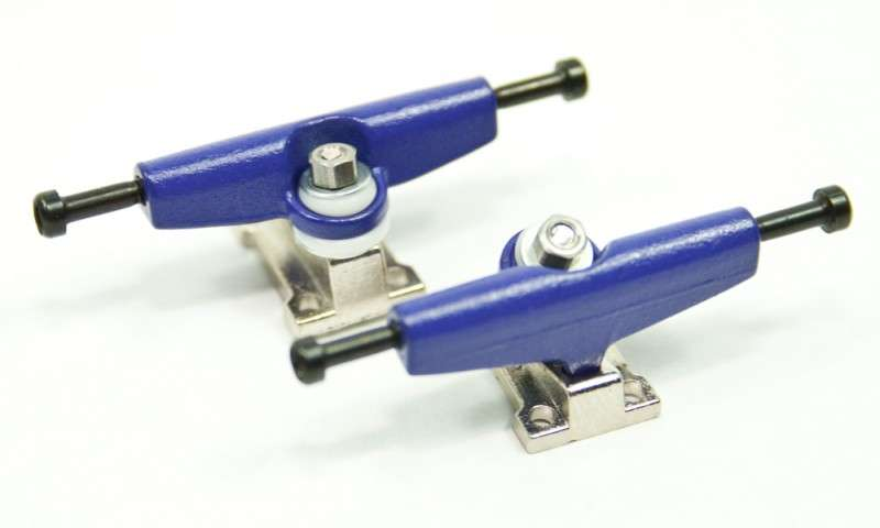 b-low Fingerboard Truck II. Wide fialové