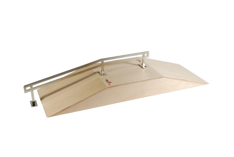 Big Construction for your fingerboard - Fun Box s railem Big Construction