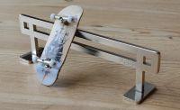 Real Pocket rail with Finga deck