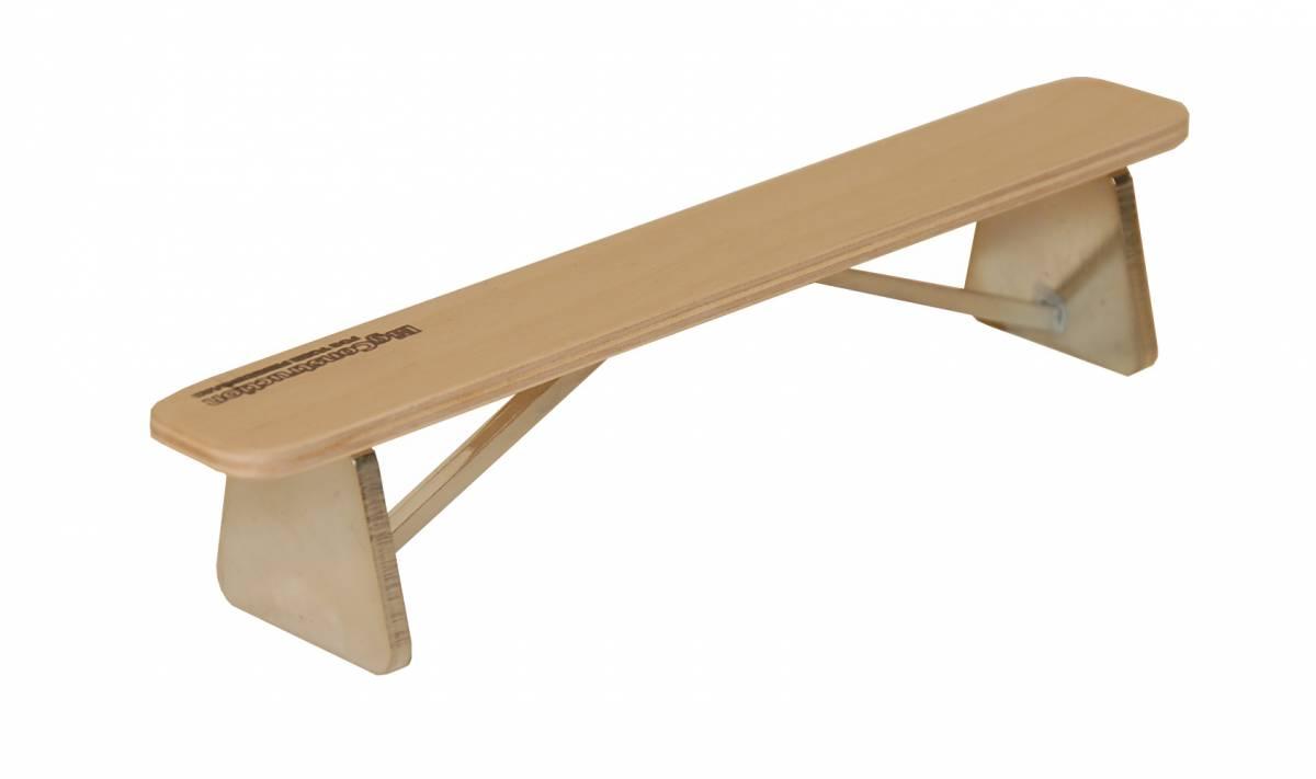 Big Construction for your fingerboard - School Bench Wood II. Big Construction
